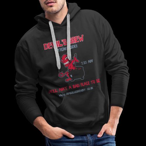 Devil s Brew VECTOR - Men's Premium Hoodie