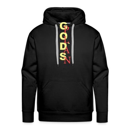 God's Plan Merchandise von The Friday - Männer Premium Hoodie