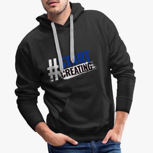 #STARTCREATING - Men's Premium Hoodie