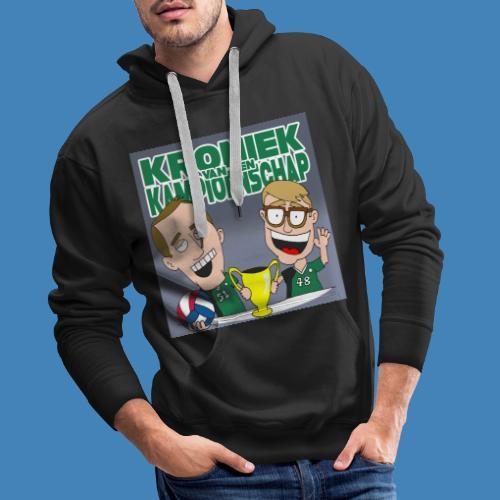 Kroniek van een Kampioenschap - Mannen Premium hoodie