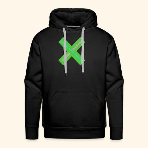 Vegan Day Tshirt - Men's Premium Hoodie