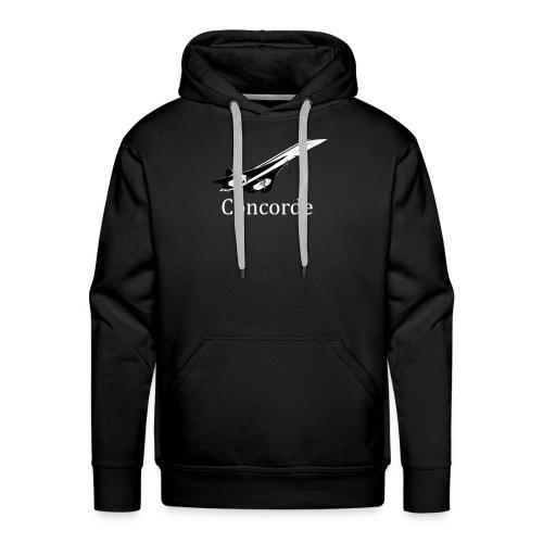 Concorde - Sweat-shirt à capuche Premium pour hommes