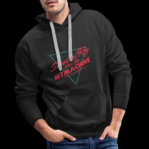ScooterRoy and the Hitmachine - Mannen Premium hoodie