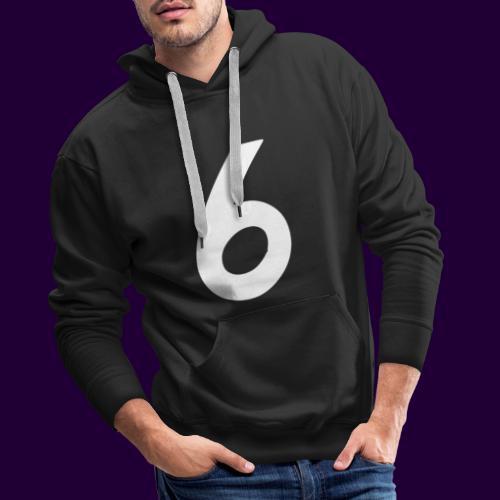GaLaX6 Pro - Sweat-shirt à capuche Premium pour hommes