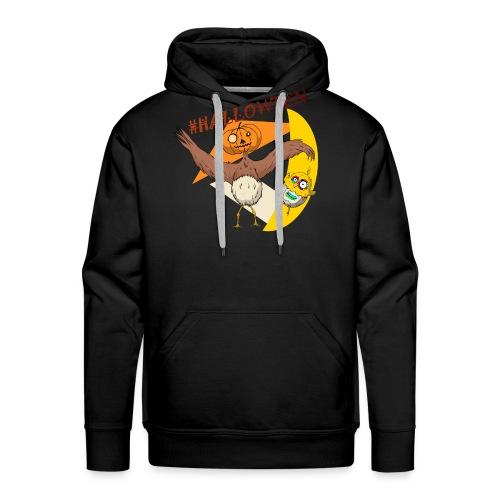 Halloween party - Sweat-shirt à capuche Premium pour hommes