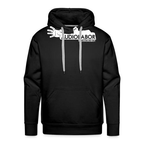 Audiolabor Techno Robot Mens Hoodie - Men's Premium Hoodie