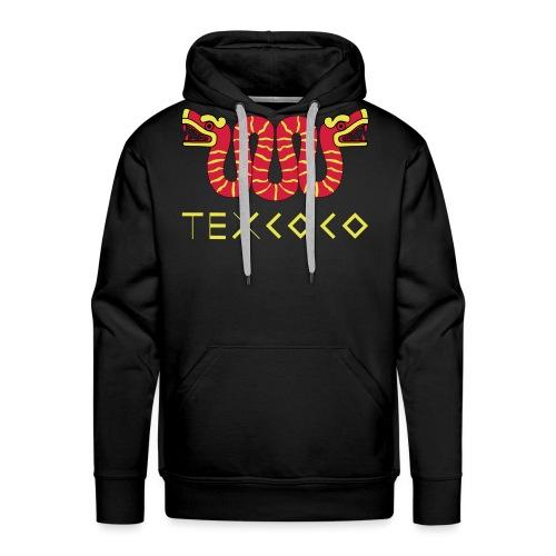 Texcoco Snake - Männer Premium Hoodie