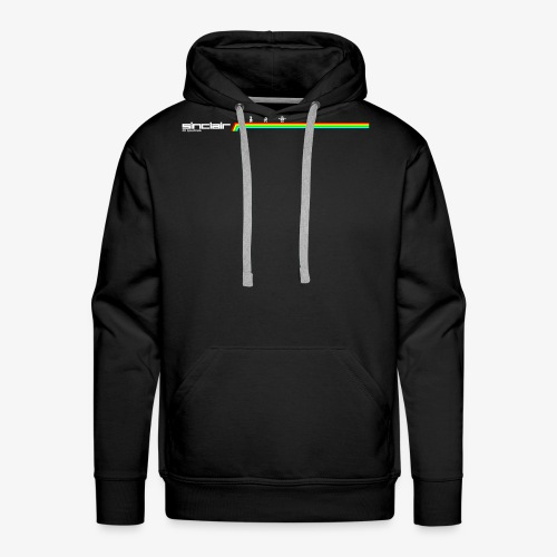 Retro Sinclair ZX Spectrum - Men's Premium Hoodie