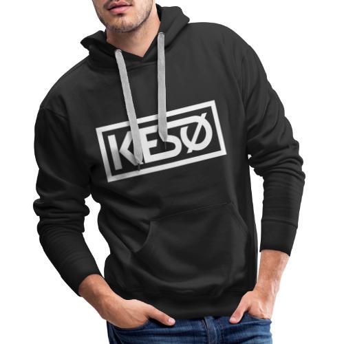 KESO DJ - Sweat-shirt à capuche Premium pour hommes