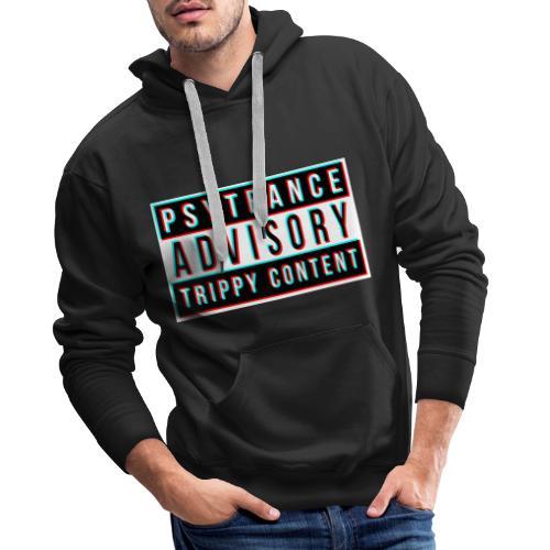 Psytrance - Men's Premium Hoodie