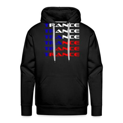 Trance Tjeckien - Premiumluvtröja herr