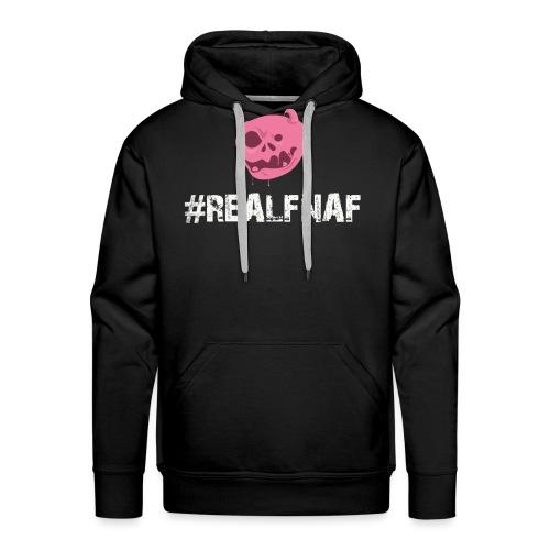 Bubblegummonsters #RealFnaf WHT - Men's Premium Hoodie