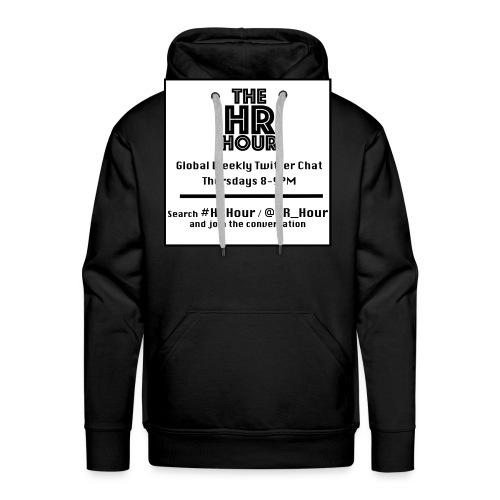 HRHour TShirt - Men's Premium Hoodie