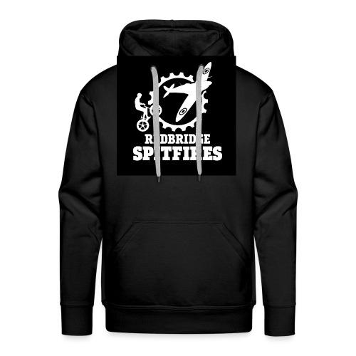 Redbridge Spitfires Logo - Men's Premium Hoodie