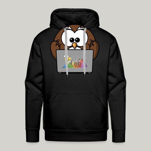 iLab.Owl - Men's Premium Hoodie
