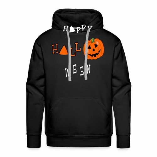 Happy Halloween - Men's Premium Hoodie