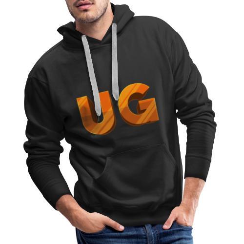 UnfireGames - Felpa con cappuccio premium da uomo