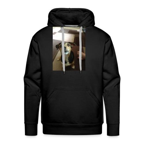 My puppy - Men's Premium Hoodie