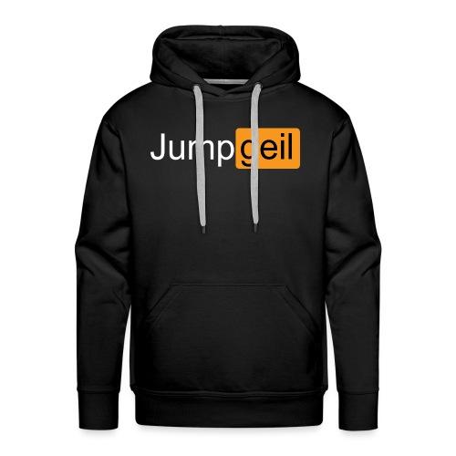 Jumpgeil Hub - Männer Premium Hoodie