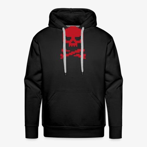 Lords of Uptime Skull - Männer Premium Hoodie