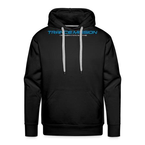 tshirt schwarz - Männer Premium Hoodie
