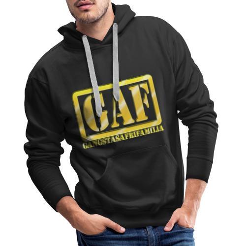 GAF - Sudadera con capucha premium para hombre