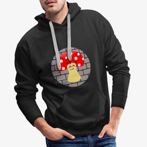 Mr. Magic Mushroom - Men's Premium Hoodie
