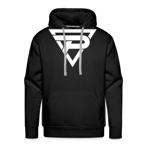 White Collection - Men's Premium Hoodie