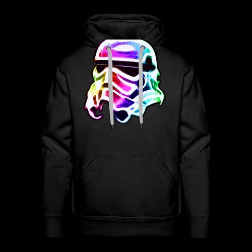 Rainbow Stormtrooper - Men's Premium Hoodie