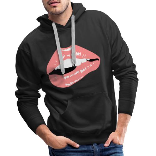 SO SEXY by Florian VIRIOT - Sweat-shirt à capuche Premium pour hommes