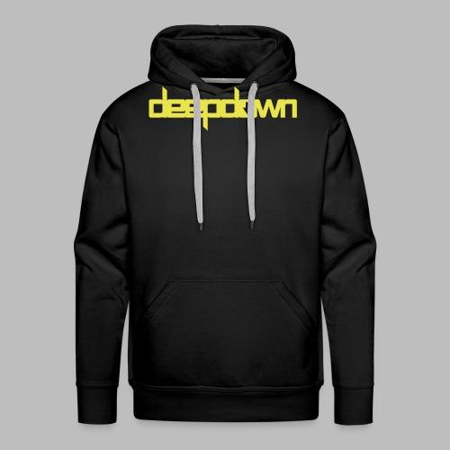 deepdownbanner2 - Männer Premium Hoodie