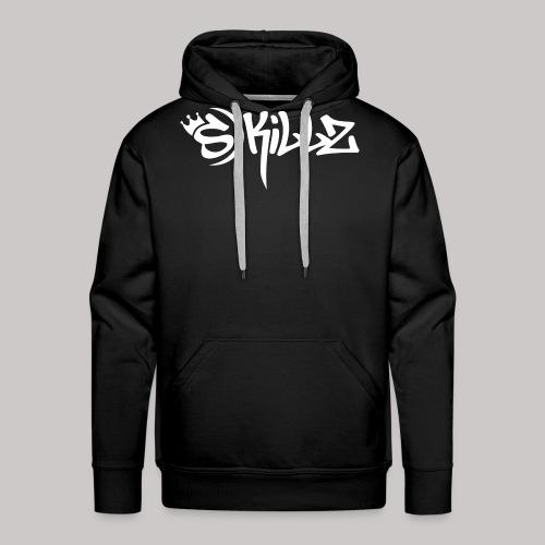 S Killz weiss - Männer Premium Hoodie