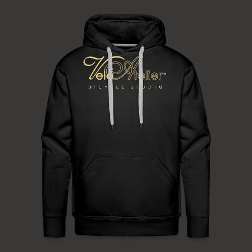 Velo Atelier Logo - Men's Premium Hoodie