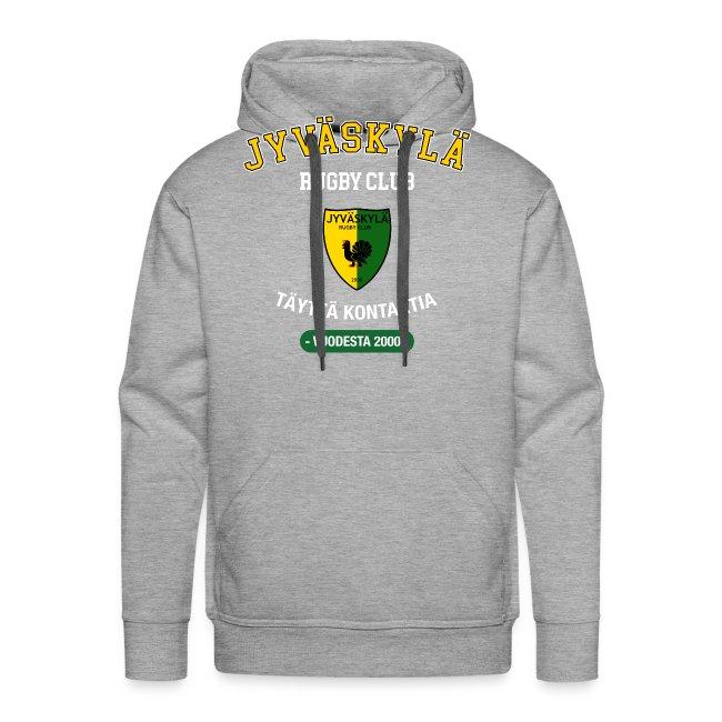 JRC Hoodie Black Logo