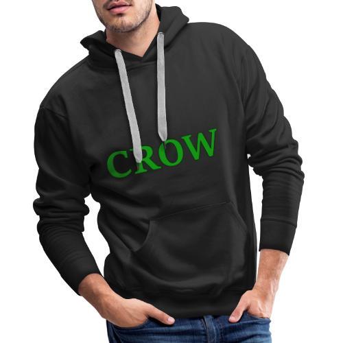 Crow - Men's Premium Hoodie