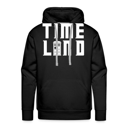 Time Lord - Men's Premium Hoodie