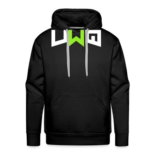 Vwq Logo Top - Men's Premium Hoodie