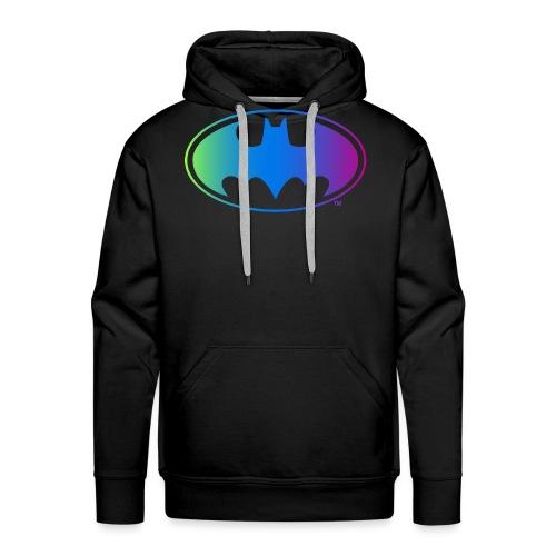 Logo Rainbow - Männer Premium Hoodie