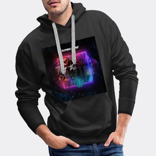 Burning Wave - Till the day I die - Sweat-shirt à capuche Premium pour hommes