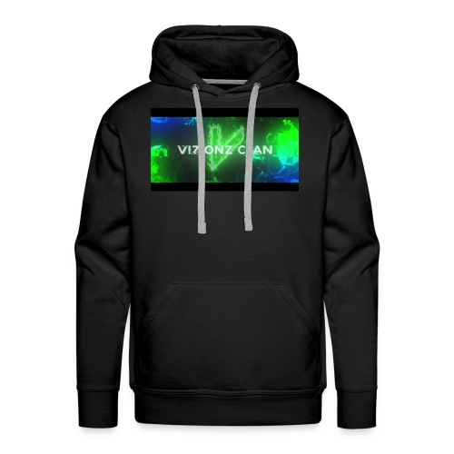 VizionzClan_Real - Männer Premium Hoodie