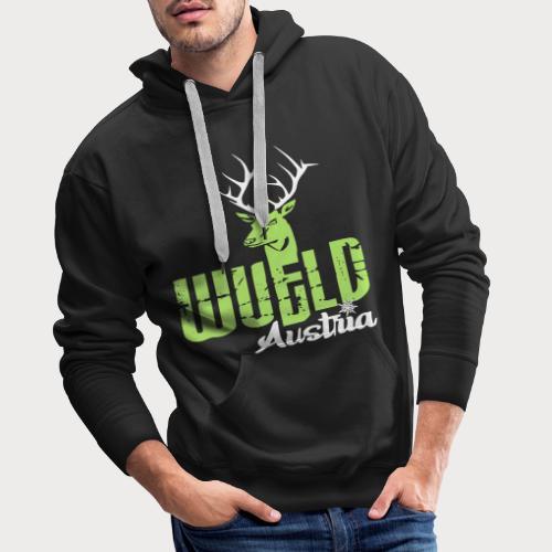 Wüld Austria - Männer Premium Hoodie