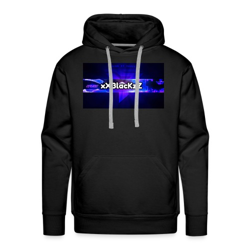 XxBlacKzZ - Männer Premium Hoodie