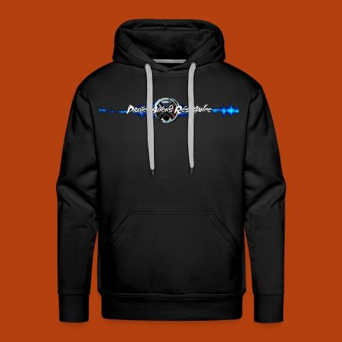 bpoutique logo T Shirte - Sweat-shirt à capuche Premium pour hommes