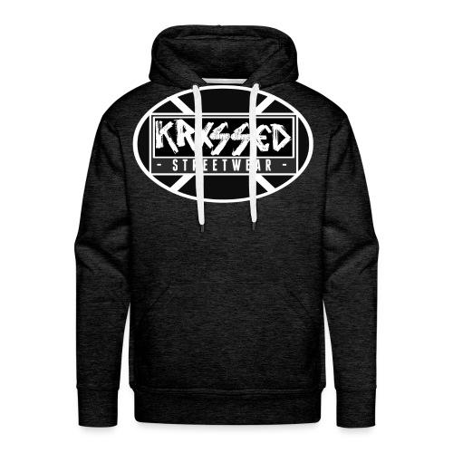 KRXSSED BASIC - Mannen Premium hoodie