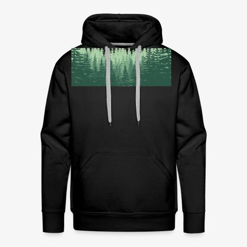 pineforest - Men's Premium Hoodie
