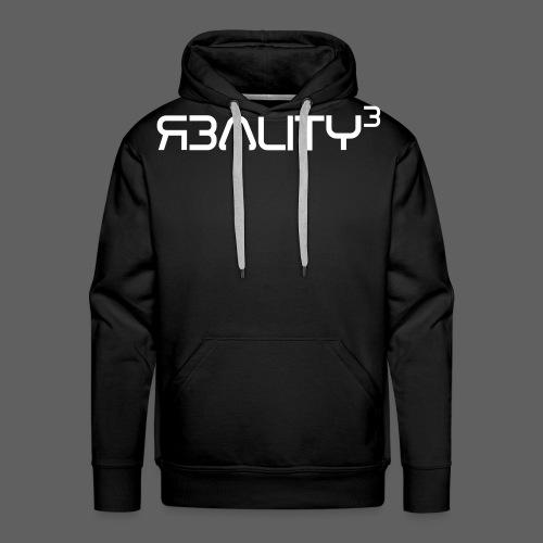 REALITY_3_FipsGFXNEU - Männer Premium Hoodie
