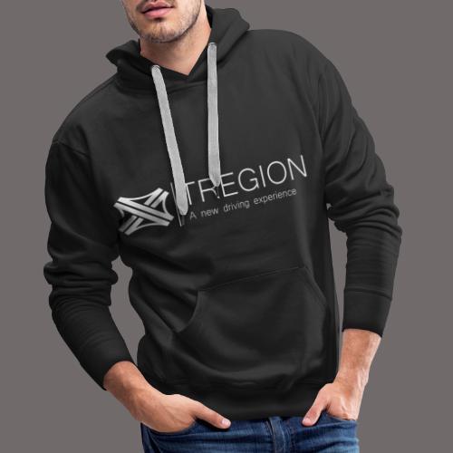 Tregion Logo wide - Men's Premium Hoodie