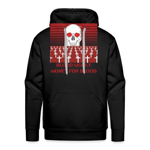BLOOD MONEY - Men's Premium Hoodie
