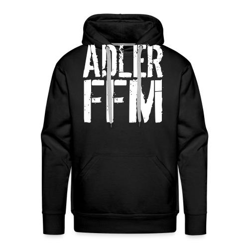 Adler FFM_Dirty - Männer Premium Hoodie