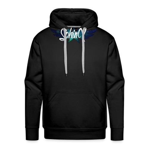 Sphinx Green - Mannen Premium hoodie